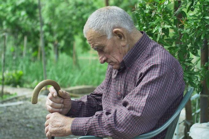 La soledat en la vellesa