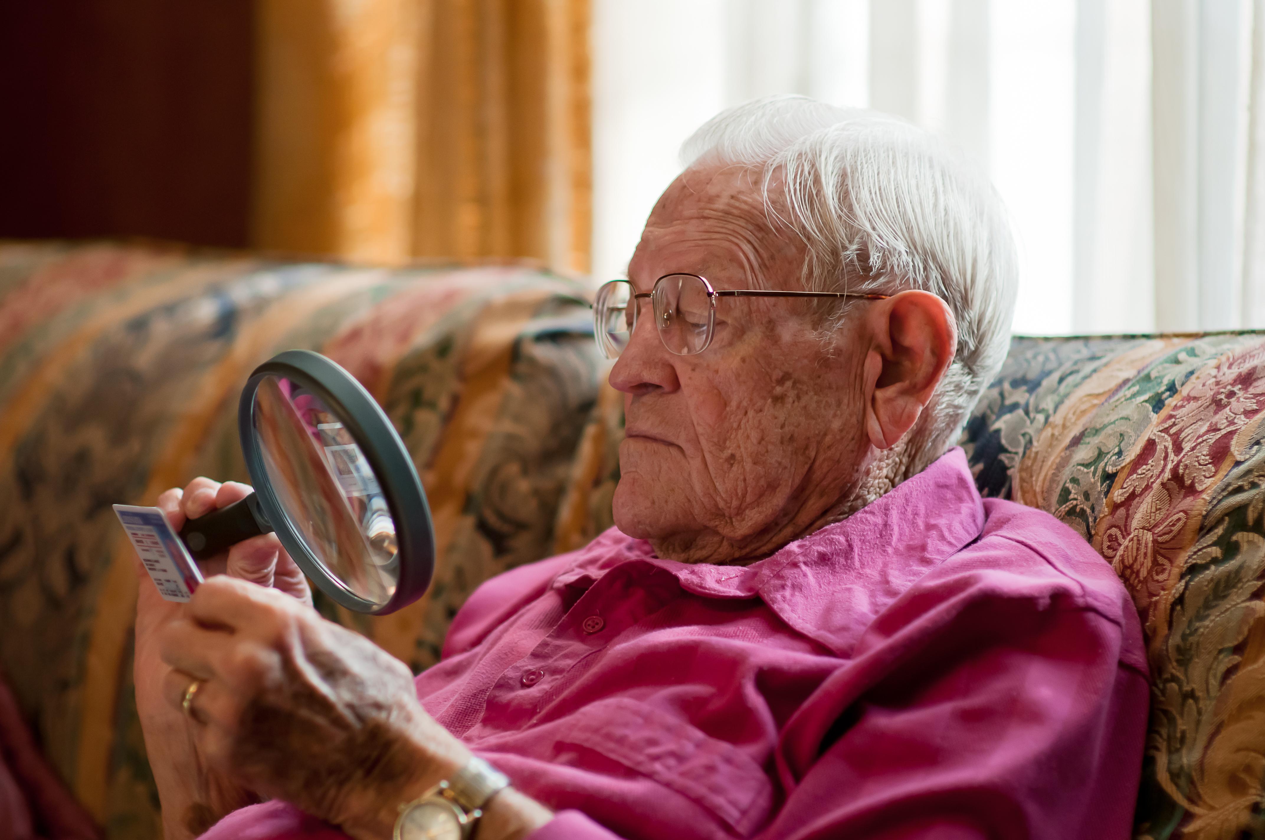 La Degeneració Macular Associada a l'Edat (DMAE)